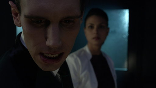 Season 3, Episode #5 Leslie Thompkins Punches Nygma in the Face Screenshot