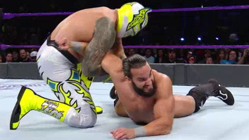 S7E394 6 Man Cruiserweight Tag Team Match