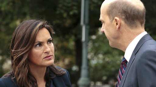 S18E05 Benson's First Partner