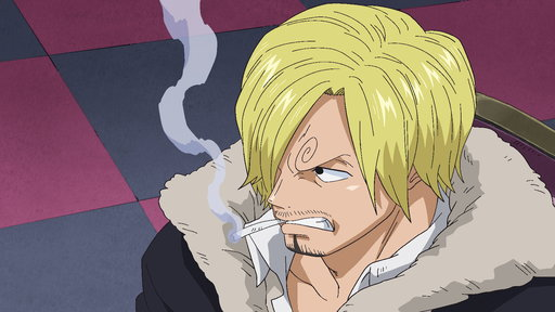 S11E763 (Sub) The Truth Behind the Disappearance! Sanji Gets a Startling Invitation!