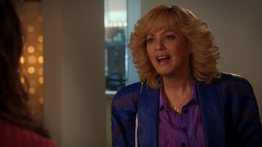 S4E6 Beverly Goldberg Tries Out Benetton