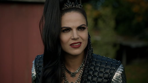 S6E9 Regina Saves Zelena from the Evil Queen