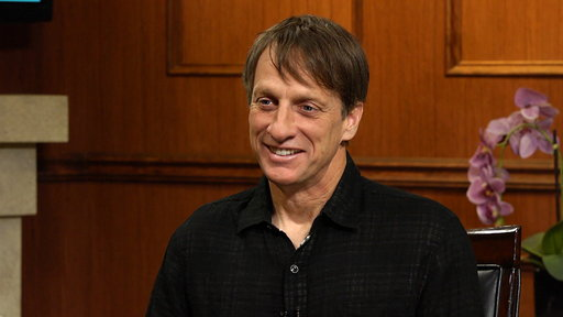Larry King Now S05E57 Tony Hawk On Skateboarding in the 2020 Olympics & His Next Big Move
