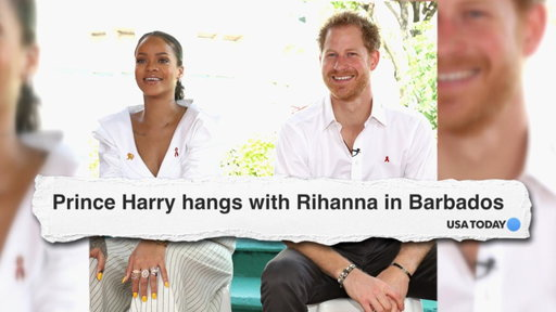 Dish Nation S05E64 Prince Harry Isn't 'too Good' to Buddy up With Rihanna and Gigi Hadid Almost Spills a Couple of Victoria's Secrets!