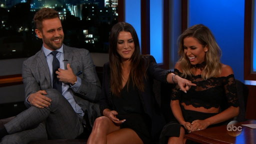 Jimmy Kimmel Live S14E171 Here for the Right Reasons
