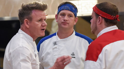 Hell's Kitchen S16E11 Aerial Maneuvers