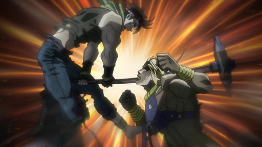 JoJo's Bizarre Adventure - ShareTV