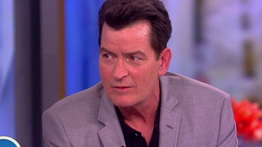 S20E82 'Mad Families' Charlie Sheen Gives Update On HIV Diagnosis On the View