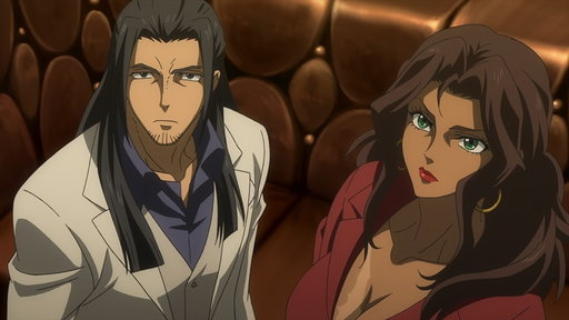 Mobile Suit Gundam: Iron-Blooded Orphans S02E39 (Sub) Counsel