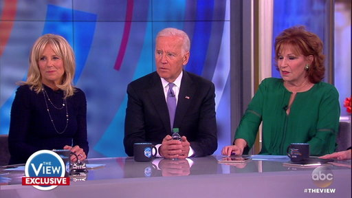 S20E83 Dr. Jill Biden and VP Joe Biden On the View: What They Are Looking Forward to As Civilians