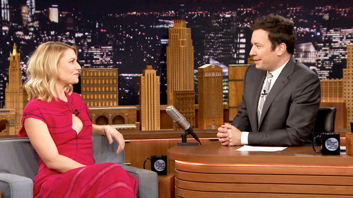 The Tonight Show Starring Jimmy Fallon S04E67 Claire Danes, J.K. Simmons, Sampha