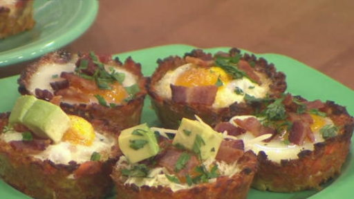 S0E0 Sweet Potato Hash Brown Egg Cups: Try Siri Daly's Quick Breakfast Recipe