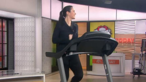 S0E0 Give It Away: Hoda and Jenna Reveal Lucky Winners of NordicTrack Treadmills