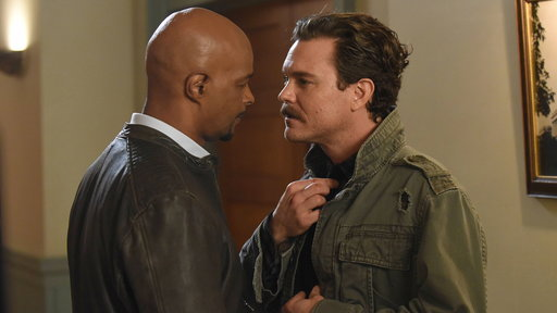 Lethal Weapon S01E12 Brotherly Love