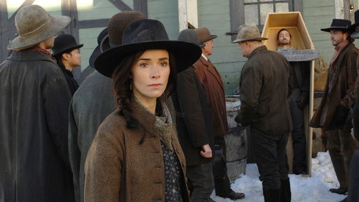 Timeless S01E12 The Murder of Jesse James