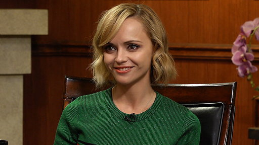 Larry King Now S05E73 Christina Ricci On Women in Hollywood, Fame, & New Amazon Series