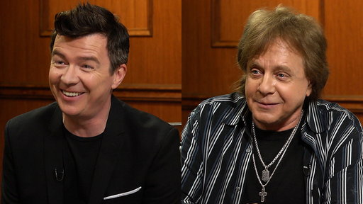Larry King Now S05E74 80's Music Icons Rick Astley and Eddie Money