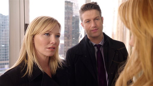 S18E9 Deleted Scene: Rollins and Carisi Dig up Some Dirt
