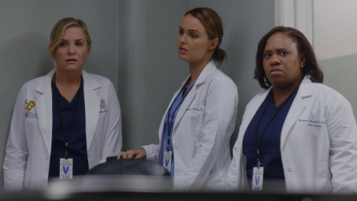 Grey's Anatomy S13E10 You Can Look (But You'd Better Not Touch)