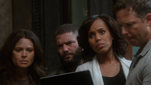 Scandal S06E01 Survival of the Fittest