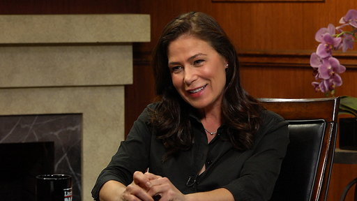 Larry King Now S05E75 Maura Tierney On 'The Affair,' Women's March, & Tom Hanks