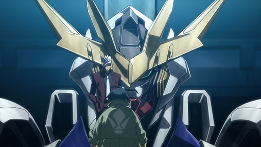 Mobile Suit Gundam: Iron-Blooded Orphans S02E41 (Sub) Natural for a Human