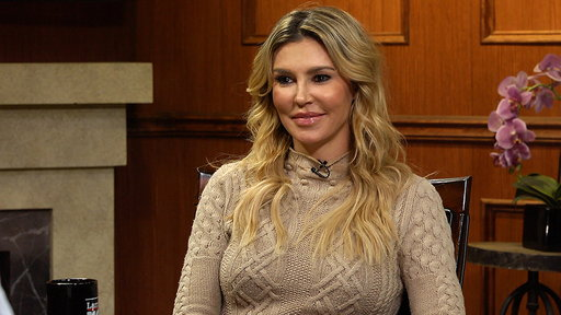 Larry King Now S05E76 Brandi Glanville On 'Housewives,' Chelsea Handler, and Trump