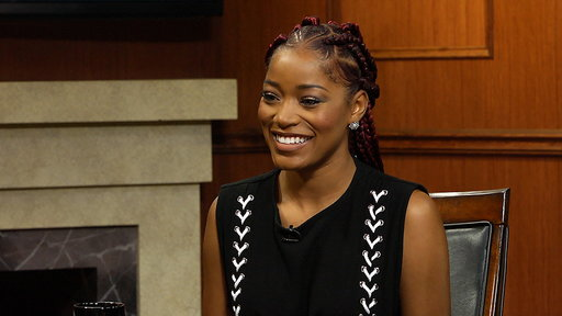 Larry King Now S05E77 Keke Palmer On Trey Songz Incident, 'Scream Queens' & New Book