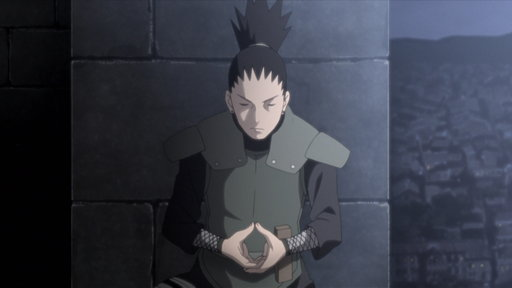 Naruto: Shippuden S09E492 (Sub) Shikamaru's Story, a Cloud Drifting in the Silent Dark, Part 4: Cloud of Suspicion