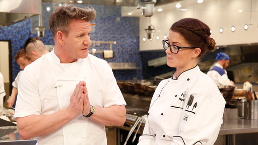 Hell's Kitchen S16E16 Leaving It All on the Line