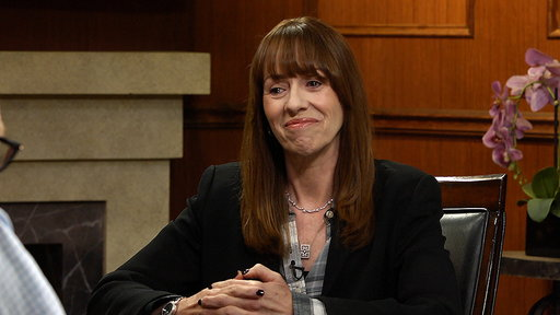 Larry King Now S05E78 Mackenzie Phillips On Addiction, Recovery, & Her New Career
