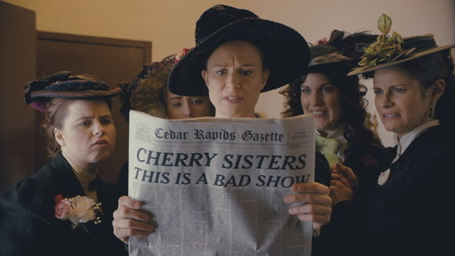 S4E9 The Cherry Sisters' Terrible Vaudeville Act