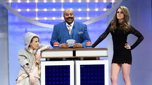 S42E13 Celebrity Family Feud: Super Bowl Edition