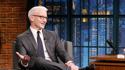 S04E65 Anderson Cooper Learned Shocking Things About His Mom During Their Press Tour
