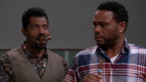 S3E14 Dre's Coworkers React to His Baby Name