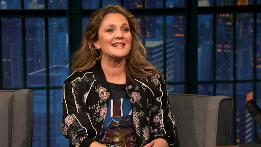 Late Night with Seth Meyers S04E67 Drew Barrymore, Artie Lange, Viet Thanh Nguyen