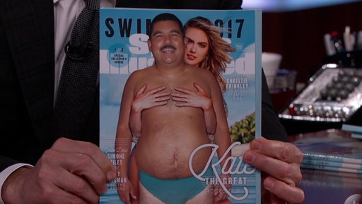 S15E22 Kate Upton's Sports Illustrated Swimsuit Cover Reveal
