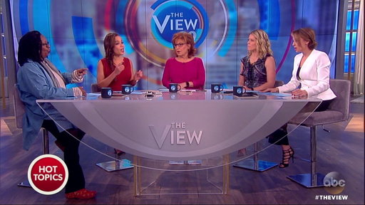 S20E105 Donald Trump Camp's Ties to Russia: the View Co-hosts Discuss