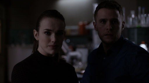 S4E14 Fitz and Simmons's Shocking LMD Discovery