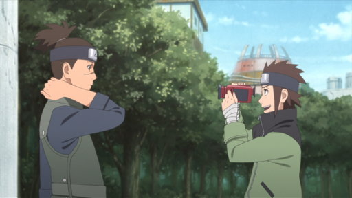 Naruto: Shippuden S09E494 (Sub) Hidden Leaf Story, the Perfect Day for a Wedding, Part 1: Naruto's Wedding