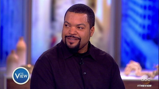 S20E106 'Fist Fight's' Ice Cube On the View