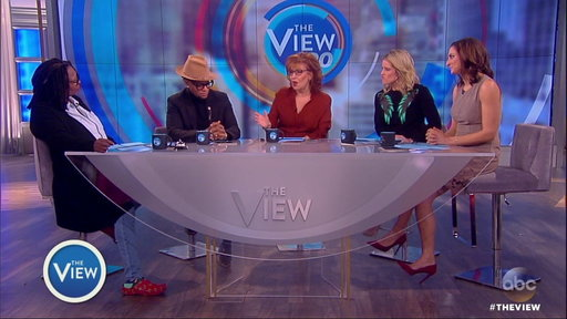 S20E107 The View Co-Hosts Weigh in On President Trump's 77-Minute Press Conference