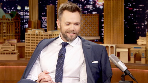 The Tonight Show Starring Jimmy Fallon S04E92 Joel McHale, Zoë Kravitz, Ryan Adams