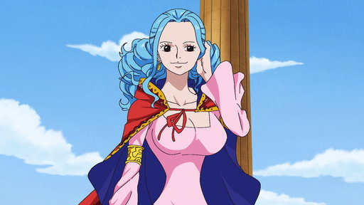 One Piece  S11E777 (Sub) To the Reverie! Princess Vivi and Princess Shirahoshi!