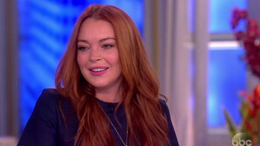 S20E108 Lindsay Lohan on Activism and Her Work With Syrian Refugees