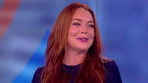 S20E108 Lindsay Lohan on the View: The Lessons She's Learned at 30