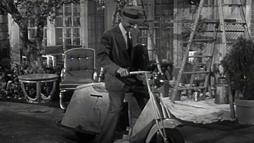 S1E3 The Motor Scooter