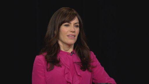 The Charlie Rose Show S25E102 Politics; SI Swimsuit Issue; Maggie Siff