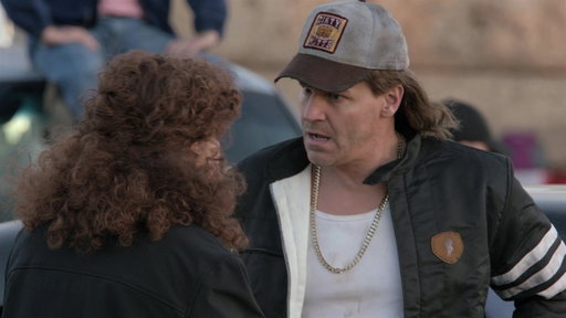 S12E9 Brennan and Booth Go Undercover