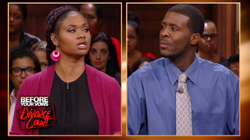 Divorce Court S18E110 Brunner vs Reddick